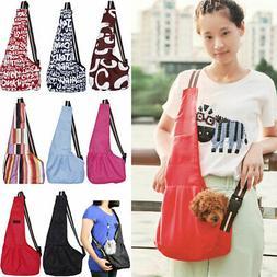 Pet Cat Dog Puppy Carrier Shoulder Bag Travel Small Animal C