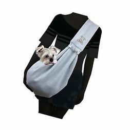 Alfie Pet - Chico Reversible Pet Sling Carrier Grey