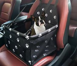 Pet Dog Carrier Folding Car Safe House Puppy Travel Waterpro