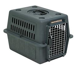 Petmate Pet Porter Kennel, Small, Dark Gray