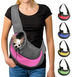 Pet Puppy Dog Carrier Backpack Travel Tote Shoulder Bag Mesh