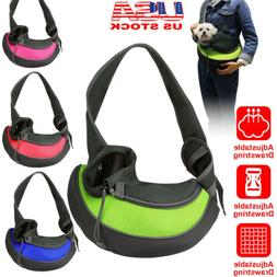 Pet Puppy Dog Cat Carrier Comfort Travel Tote Shoulder Bag S