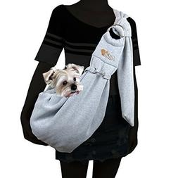 Pet Sling Carrier Petoga Couture - Chico Reversible Pet Slin