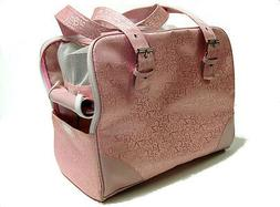 Pet Tote  - New - Pink or Blue color