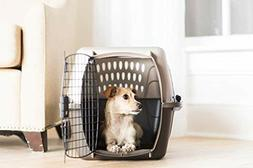 Petmate Two Door Top Load Dog Kennel Pet Carrier Air Travel