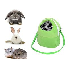 zswell Small Pets Carrier Bag Hedgehog Hamster Mouse Outgoin