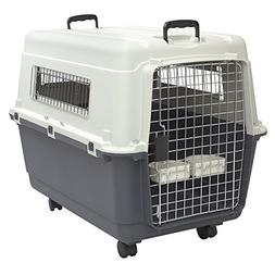 plastic kennels rolling wire