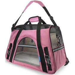 Portable <font><b>Dog</b></font> Cat <font><b>Carrier</b></f