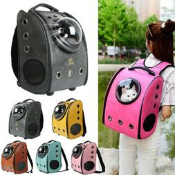 Portable Large Astronaut Capsule Pet Cat Puppy Bag Shoulder
