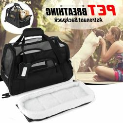Portable Pet Carrier For Dogs Cats for Home Traveling Carryi