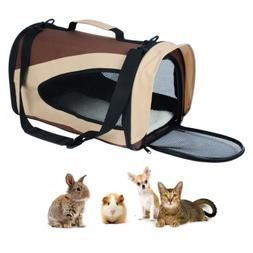 Portable Pet Dog Cat Puppy Travel Carry Carrier Tote Cage Ba
