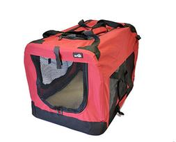 "topPets Portable Soft Pet Carrier - Medium: 24""x16""x16"" - Ma"