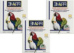 HARI 3 Pack of Prime Vitamin Mineral Amino Acid Supplement f