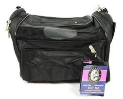 Sherpa's Travel Cat Tote Handbag Cat Carrier Bag Pet Black N