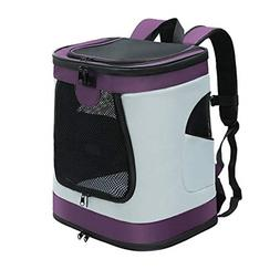 SENYE Pet Carrier Backpack Airline Approved for Small Medium