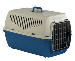 Marchioro Skipper 3F Pet Carrier, Large, Tan/Blue