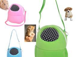Small Animal Pet Carrier Dog Cat Travel Bag Guinea Pig Rabbi