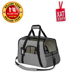 Small Pet Carrier Soft Travel Carriers for Cats Small Dogs R