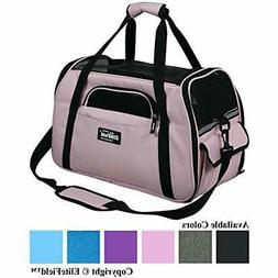 Soft Sided Pet Carrier , Multiple Sizes And L
