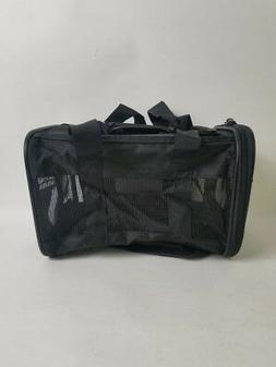 soft sided pet carrier travel transport bag