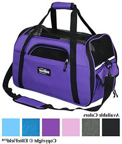 soft sided pet carrier , multiple sizes and