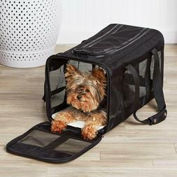 soft sided pet travel carrier