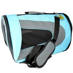 Pet Magasin Soft-Sided Pet Travel Carrier Airline Approved f