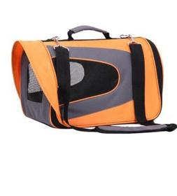 Pet Magasin Soft Sided Pet Travel Carrier For Dogs & Cats Or