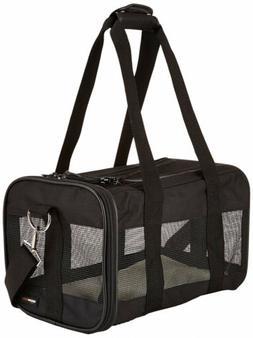 AmazonBasics Soft-Sided Pet Travel Carrier Small