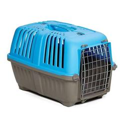 MidWest Homes for Pets Spree Travel Carrier 19-Inch, Blue