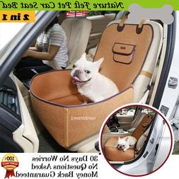 Super Pet Car Front Seats and Carrier Protector for Small Do