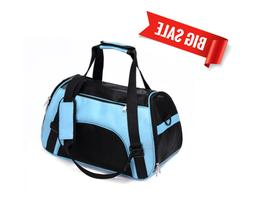 Travel Pet Carrier Small/Large Comfort Bag Airplane