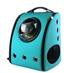 U-pet Innovative Patent Bubble Pet Carriers, Turquoise