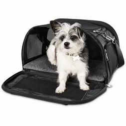 Good2Go Ultimate Pet Carrier in Black, Large