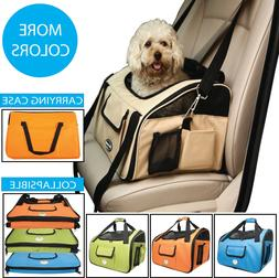 Ultra-Lock Collapsible Safety Travel Wire Folding Pet Dog or