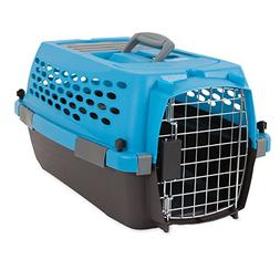 Petmate Fashion Vari Kennel, Up to 10lbs, Pearl Breeze/Black