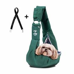 Puppy Eyes Waterproof Pet Carrier Sling Comfortable and Adju