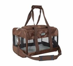 Wellver Pet Carrier For Small Dogs Cats Travel Portable Soft