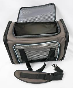 X-ZONE PET Airline Approved Pet Carrier, Soft Sided Collapsi