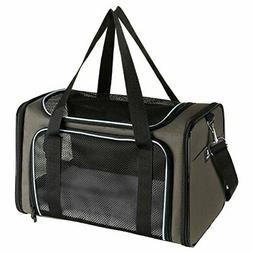 X-ZONE PET Airline Approved Pet Carriers,Soft Sided