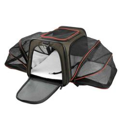 X-ZONE PET Airline Approved Pet Carriers Collapsible Pet Tra