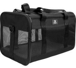 X-ZONE PET Airline Approved Soft-Sided Pet Carrier for Dogs