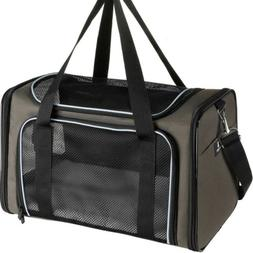 X-ZONE PET Airline TSA Approved Pet Carrier Soft Sided Colla