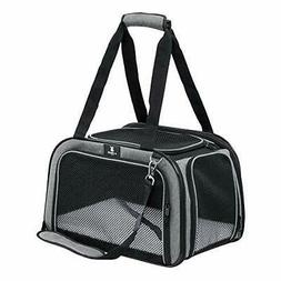 X-ZONE PET Pet Carrier for Dog and Cats, Airline Approved