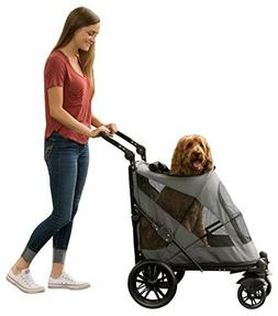 Pet Gear No-Zip Excursion, with push Button Entry for Single