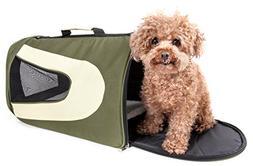 Pet Life Zippered Sporty Mesh Pet Carrier